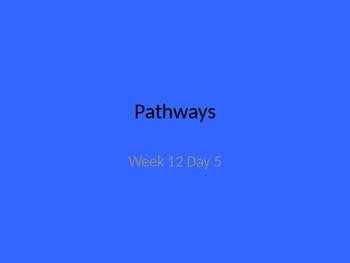 kindergarten Pathways to Reading powerpoint Day 5 letter Tt