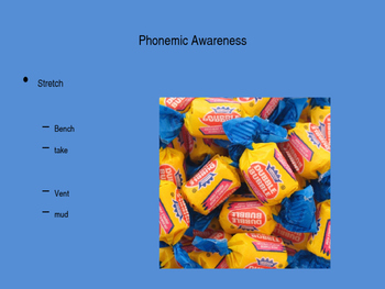 kindergarten Pathways to Reading powerpoint Day 3 Letter Vv