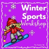 Winter Games-kindergarten- Primary Grades -Winter Sports Workshop