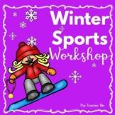 Winter Games-kindergarten- Primary Grades -Winter Olympics