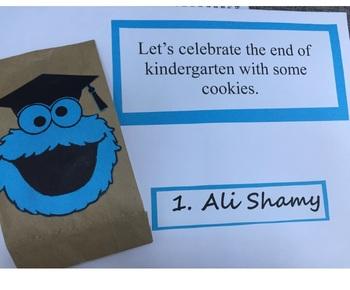 kindergarten graduation envelope decoration