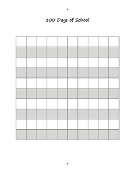 kindergarten/preschool math pack