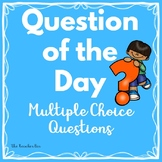kindergarten-primary grades-Pre-school-Question of the Day