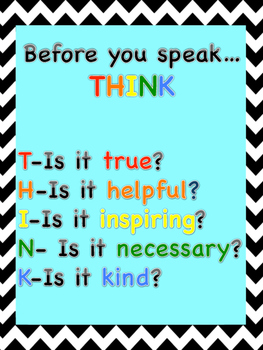 kindness quotes posters for the classroom 8.5x11