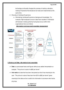 knowledge management module for teachers and students