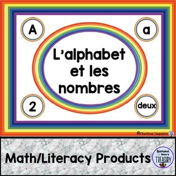 l'Alphabet et les Nombres