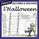 l'Halloween – French Halloween Activities continue