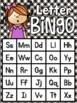 l Love School Letter and Number Bingo