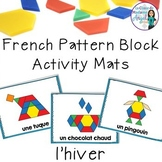l'hiver: French Winter Pattern Block Pictures