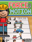 Force and Motion flip book