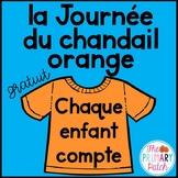 la Journée du chandail orange