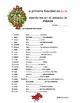la Navidad de Julio en el pretérito
