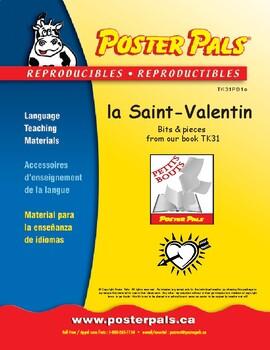 la Saint-Valentin (Petits bouts)