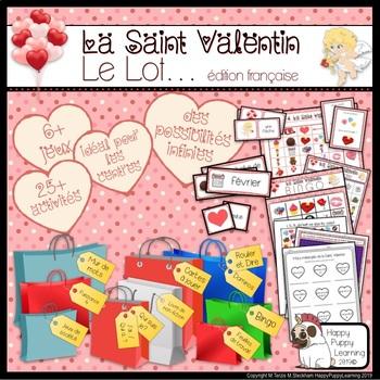 la Saint Valentine: Le Lot (Valentine's Day Complete Bundle)