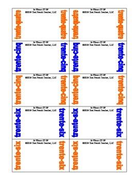 la Vitesse Numbers 27 - 39