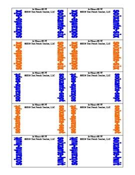la Vitesse Numbers 66 - 78