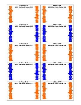 la Vitesse Numbers 79 - 91