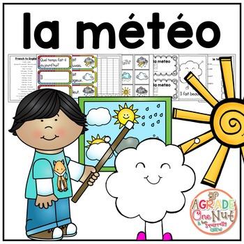 la météo {Weather Mini-Unit)