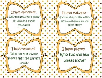 landforms {engaging extras}