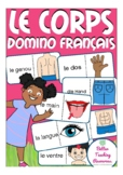 le corps - French domino game (body parts)