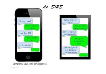 le parler jeune Verlan néologisme et langage SMS - Power Point