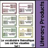 le vocabulaire thématique - Set 1 Bundle
