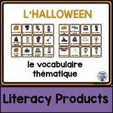 le vocabulaire thématique - l'Halloween