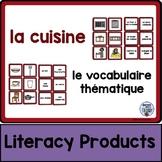 le vocabulaire thématique - la cuisine