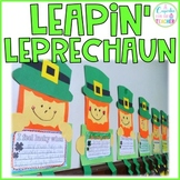 Leapin' Leprechaun! {St. Patrick's Day Craftivity}