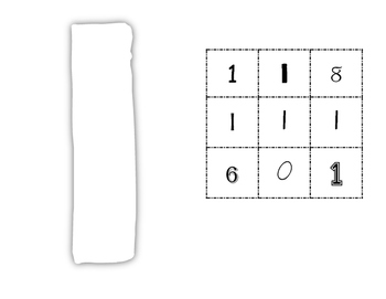 learning numbers 0-10