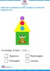 learning shapes worksheets