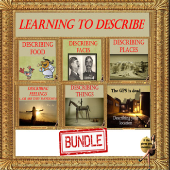 learning to describe - bundle