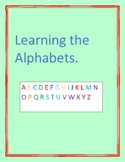 learning with the alphabets