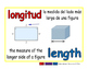 length/longitud geom 1-way blue/rojo