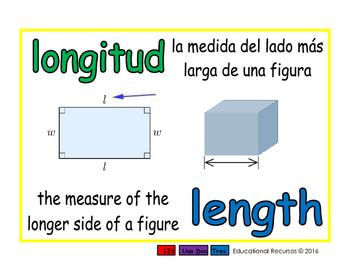 length/longitud geom 1-way blue/verde