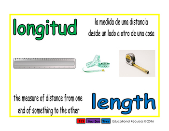length/longitud meas 1-way blue/verde