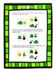 Leprechaun Hunt Game ~ Verbal Expression, Visual Discrim, Matching