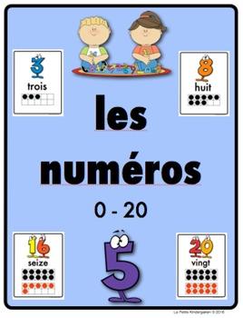 les numéros (0-20)