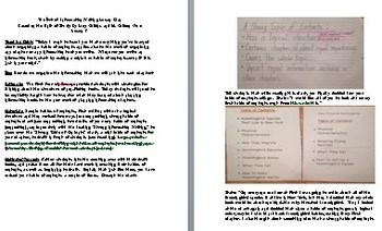 Grade 3 Lesson Plan Session 5/ The Art of Informational Writing