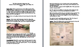 Grade 3 Lesson Plan Session  7/ The Art of Informational Writing