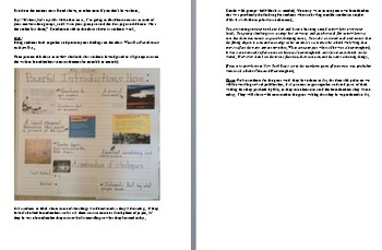 Grade 3 Lesson Plan for Session 11/ The Art of Informational Writing