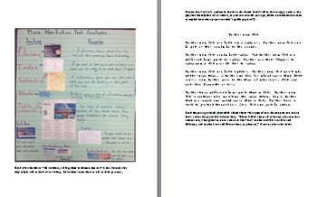 Grade 3 Lesson Plan Written for Session 14/ The Art of Informational Writing