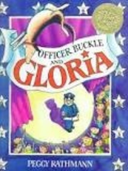 "lesson plans for Journey's Lesson 15 ""Officer Buckle and Gloria"""