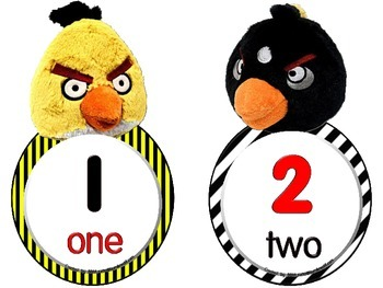 lets count angrybird numbers