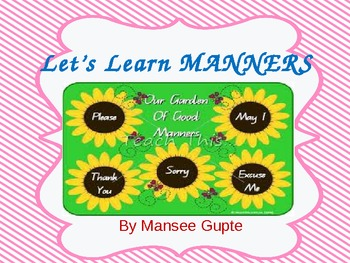 lets learn manners