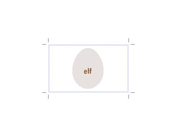 letter E word flashcards