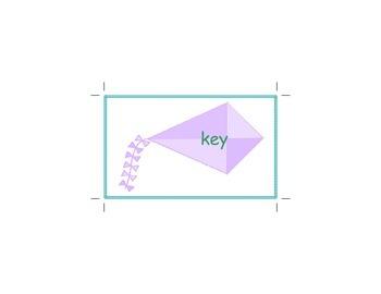 letter K word flashcards
