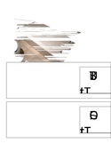 letter/sound recognition