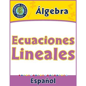 Álgebra: Ecuaciones Lineales Gr. 6-8