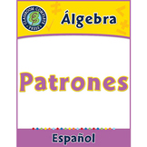 Álgebra: Patrones Gr. 3-5